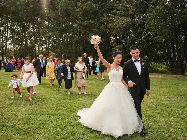 La boda de Paco y Montse en Polientes, Cantabria 19
