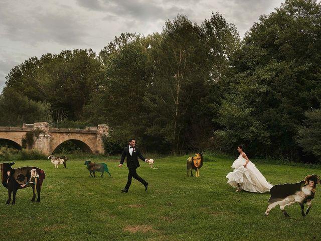La boda de Paco y Montse en Polientes, Cantabria 21