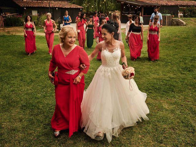 La boda de Paco y Montse en Polientes, Cantabria 1