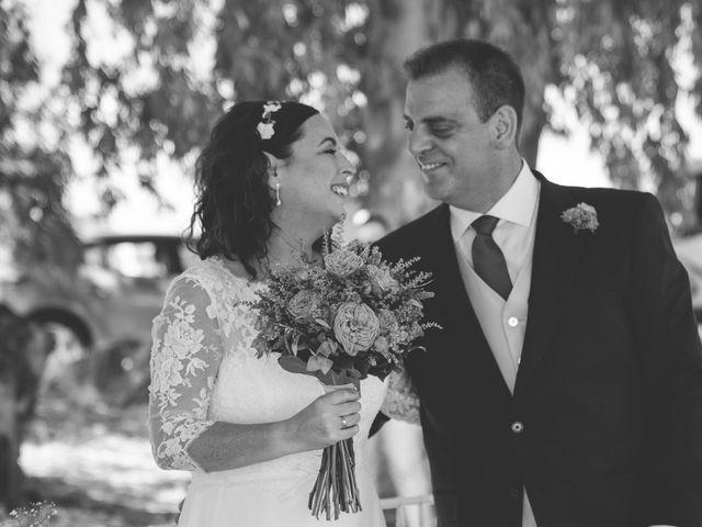La boda de Teresa y Iñaqui