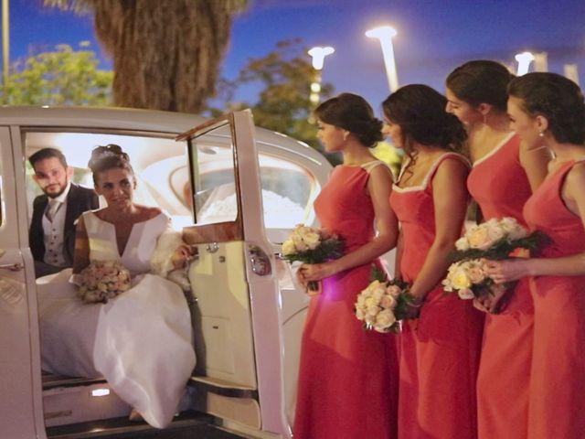 La boda de Sara y F*Javier