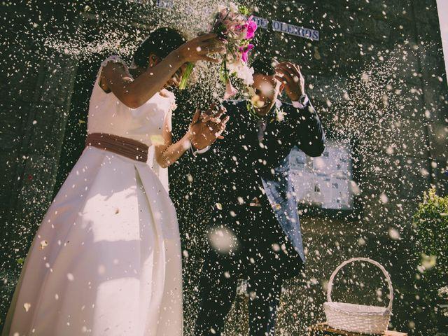La boda de Pura y Jose