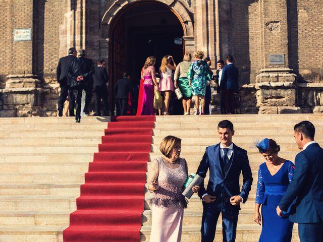 La boda de Germán y Ana en Zaragoza, Zaragoza 31