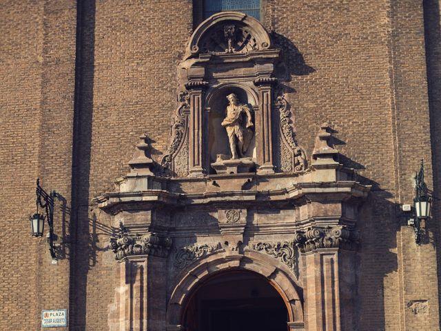 La boda de Germán y Ana en Zaragoza, Zaragoza 33