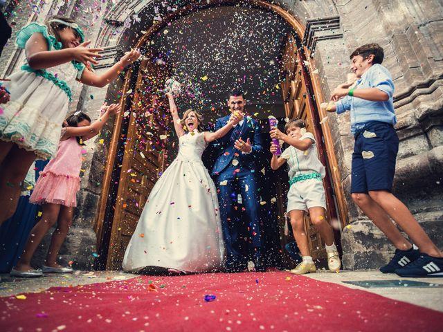 La boda de Germán y Ana en Zaragoza, Zaragoza 36
