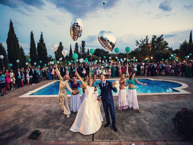 La boda de Germán y Ana en Zaragoza, Zaragoza 39