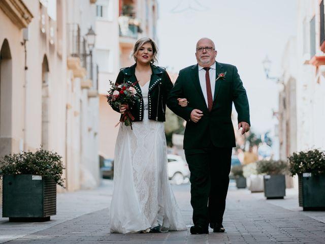 La boda de Carlos y Laura en Cambrils, Tarragona 7