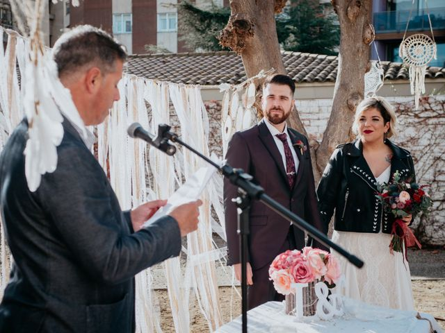 La boda de Carlos y Laura en Cambrils, Tarragona 9