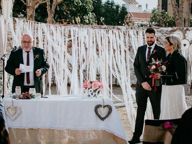 La boda de Carlos y Laura en Cambrils, Tarragona 14