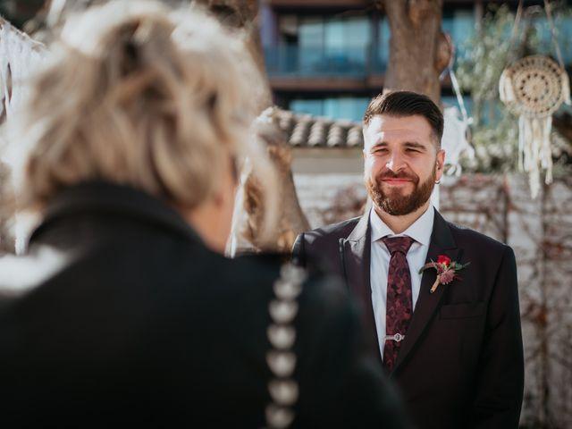 La boda de Carlos y Laura en Cambrils, Tarragona 15
