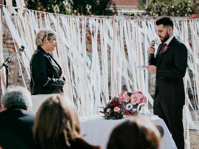 La boda de Carlos y Laura en Cambrils, Tarragona 16