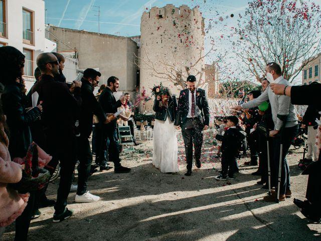 La boda de Carlos y Laura en Cambrils, Tarragona 17