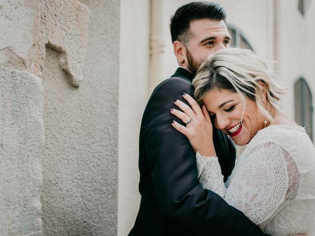 La boda de Carlos y Laura en Cambrils, Tarragona 1