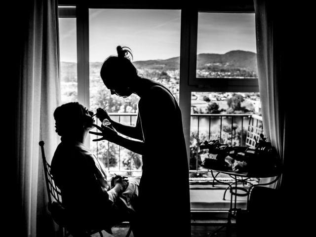 La boda de Jose y Mili en Cangas, Pontevedra 1