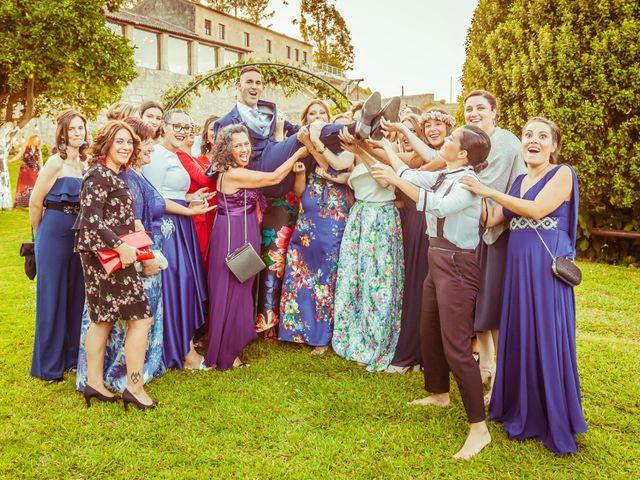 La boda de Jose y Mili en Cangas, Pontevedra 30