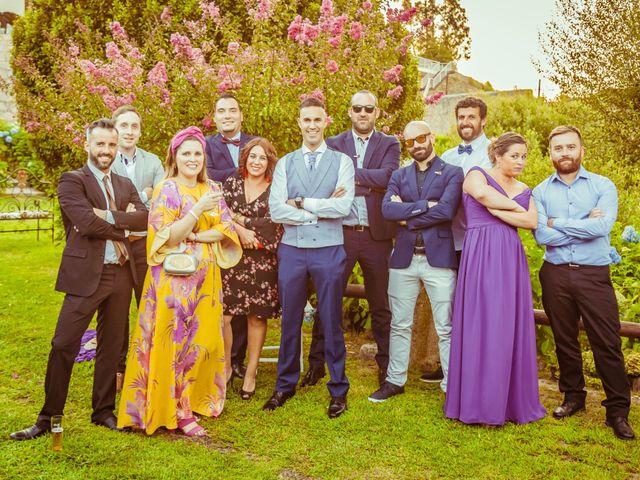 La boda de Jose y Mili en Cangas, Pontevedra 32