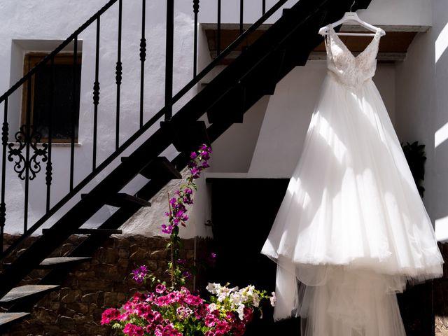 La boda de Kiko y Rocío en Caravaca De La Cruz, Murcia 1