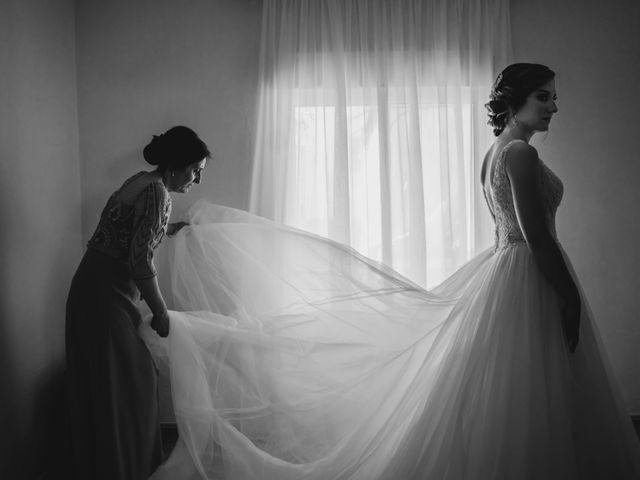 La boda de Kiko y Rocío en Caravaca De La Cruz, Murcia 12