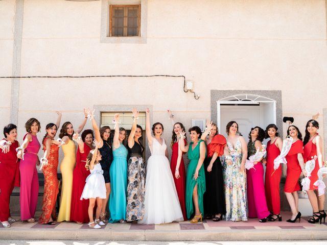 La boda de Kiko y Rocío en Caravaca De La Cruz, Murcia 13