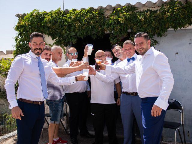 La boda de Kiko y Rocío en Caravaca De La Cruz, Murcia 16