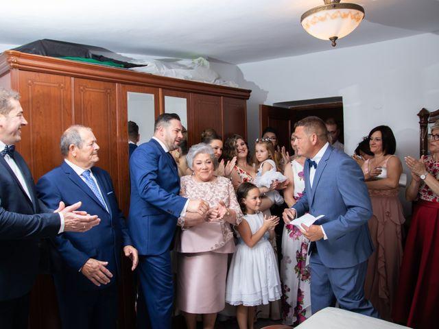 La boda de Kiko y Rocío en Caravaca De La Cruz, Murcia 19