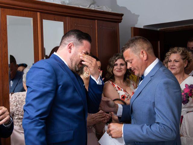 La boda de Kiko y Rocío en Caravaca De La Cruz, Murcia 20