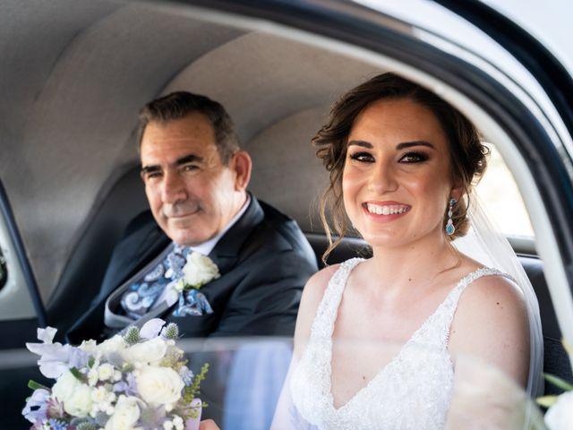 La boda de Kiko y Rocío en Caravaca De La Cruz, Murcia 27