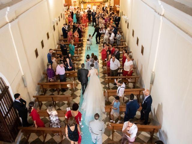 La boda de Kiko y Rocío en Caravaca De La Cruz, Murcia 28