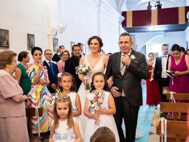 La boda de Kiko y Rocío en Caravaca De La Cruz, Murcia 29