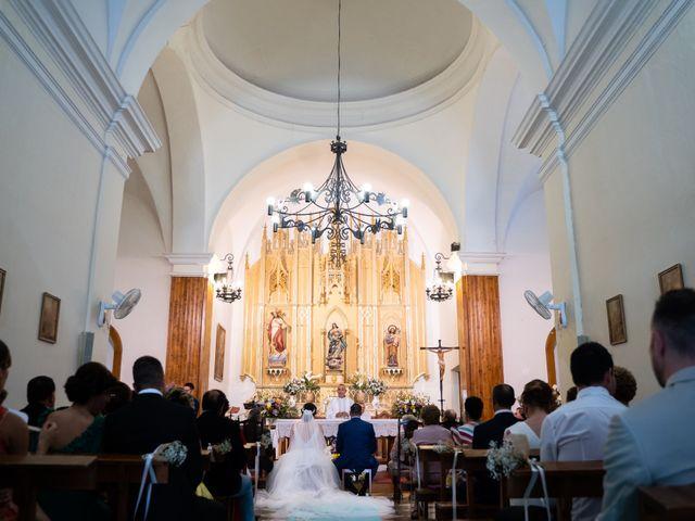 La boda de Kiko y Rocío en Caravaca De La Cruz, Murcia 31