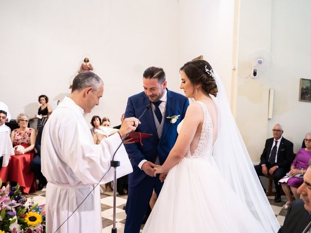 La boda de Kiko y Rocío en Caravaca De La Cruz, Murcia 32