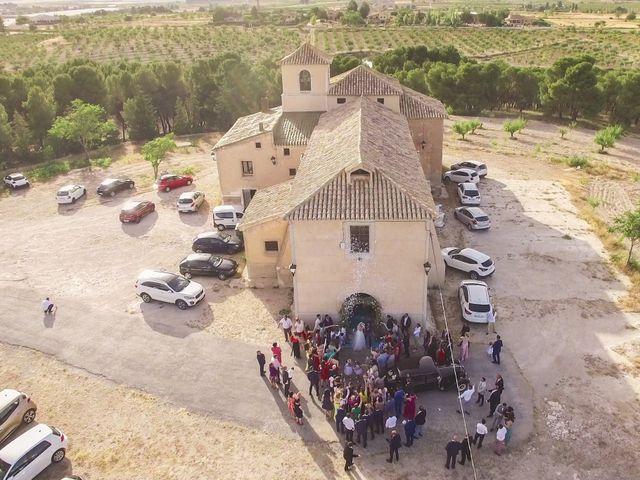 La boda de Kiko y Rocío en Caravaca De La Cruz, Murcia 33