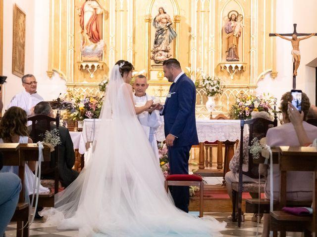 La boda de Kiko y Rocío en Caravaca De La Cruz, Murcia 34