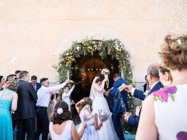 La boda de Kiko y Rocío en Caravaca De La Cruz, Murcia 35