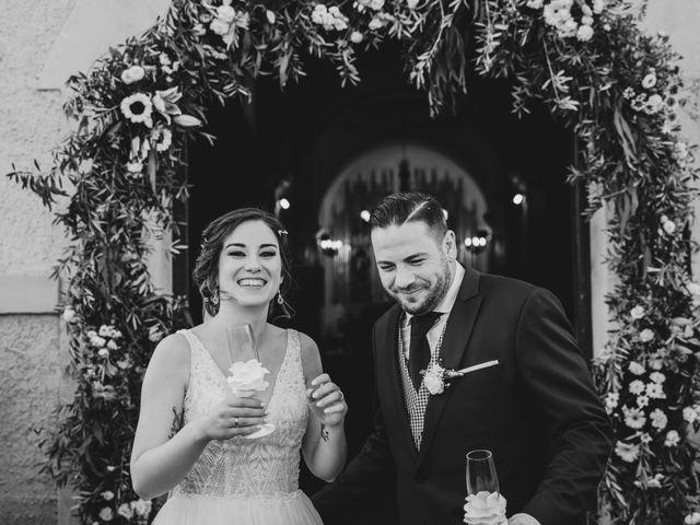 La boda de Kiko y Rocío en Caravaca De La Cruz, Murcia 38