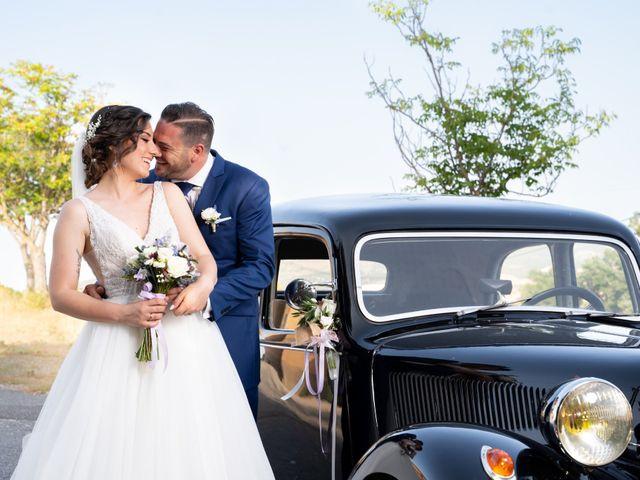 La boda de Kiko y Rocío en Caravaca De La Cruz, Murcia 39