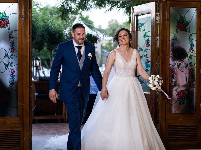 La boda de Kiko y Rocío en Caravaca De La Cruz, Murcia 46