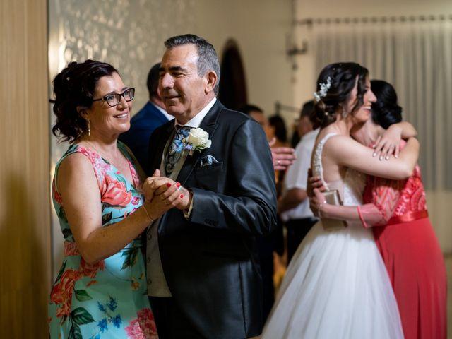 La boda de Kiko y Rocío en Caravaca De La Cruz, Murcia 47