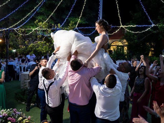 La boda de Kiko y Rocío en Caravaca De La Cruz, Murcia 51