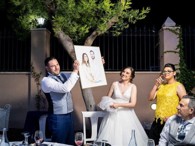 La boda de Kiko y Rocío en Caravaca De La Cruz, Murcia 53