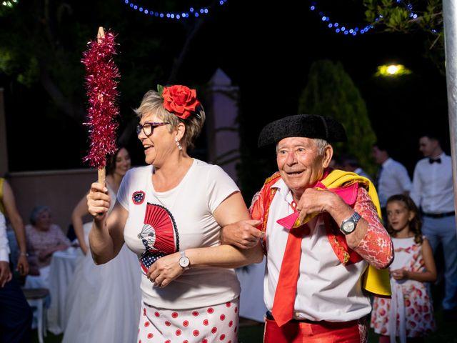 La boda de Kiko y Rocío en Caravaca De La Cruz, Murcia 58
