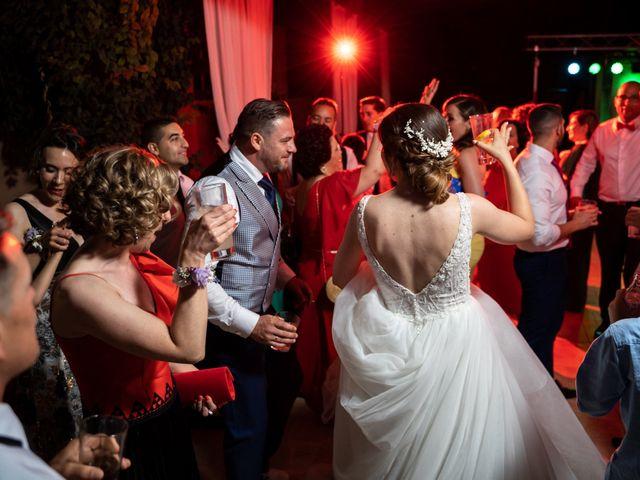 La boda de Kiko y Rocío en Caravaca De La Cruz, Murcia 62