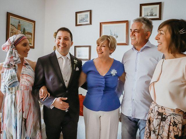 La boda de Javier  y Elena en Madrid, Madrid 3