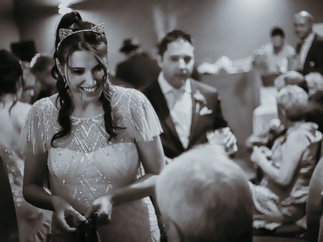 La boda de Javier  y Elena en Madrid, Madrid 23