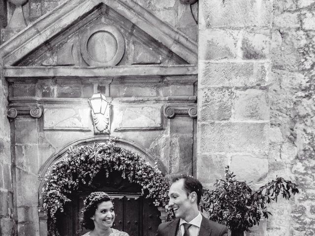 La boda de Iñigo y María en Solares, Cantabria 1