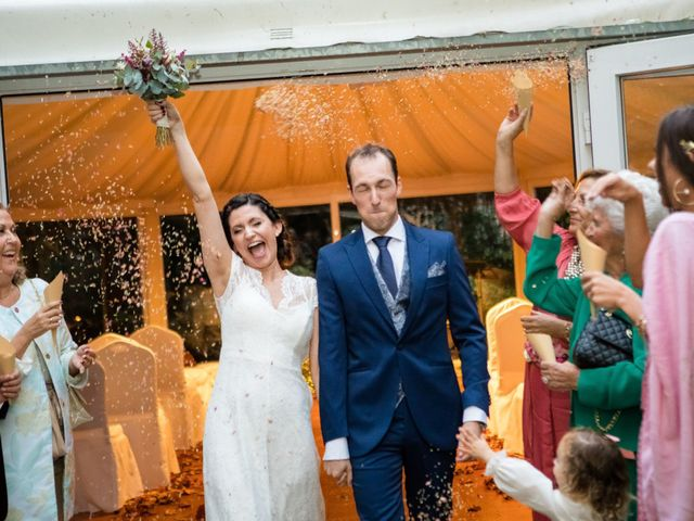 La boda de Iñigo y María en Solares, Cantabria 2