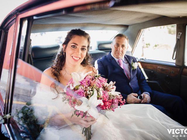 La boda de Jose Miguel y Laura en Benalmadena Costa, Málaga 33