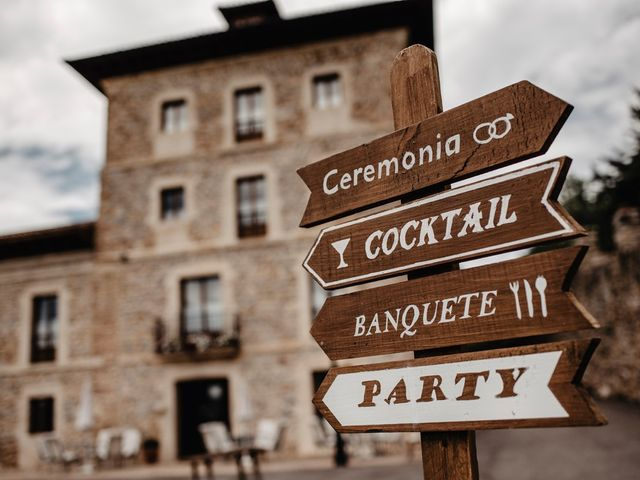 La boda de Samuel y Almudena en Cereceda (Villamayor), Asturias 80