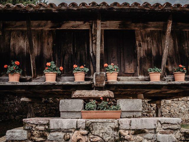La boda de Samuel y Almudena en Cereceda (Villamayor), Asturias 81