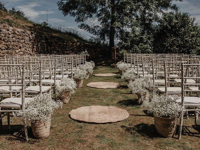 La boda de Samuel y Almudena en Cereceda (Villamayor), Asturias 82